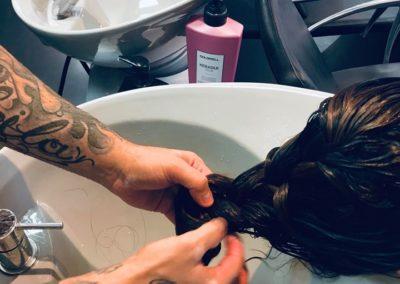 Soirée coiffure et communication